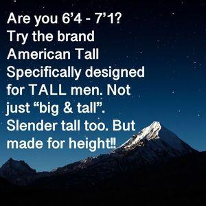american tall